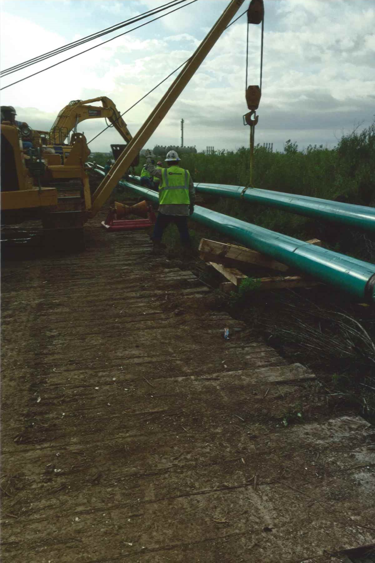 directional drilling project