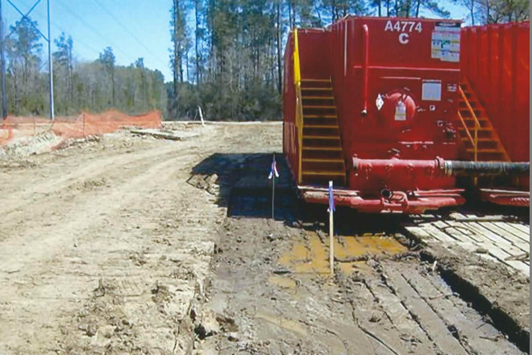 Keystone Pipeline project